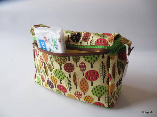 Cotton Diapers Bag